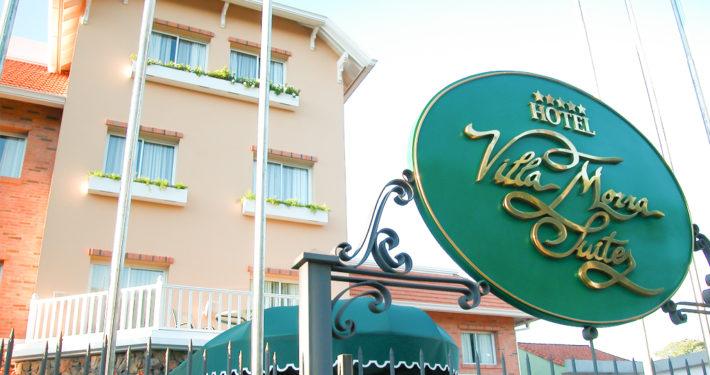 Hotel Villa Morra Suite CCI Proyecta y Construye