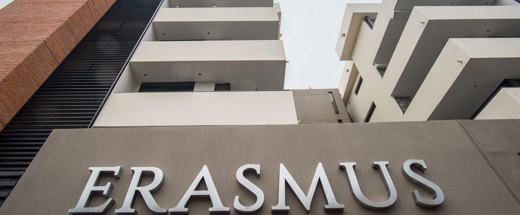 Erasmus-Edificio